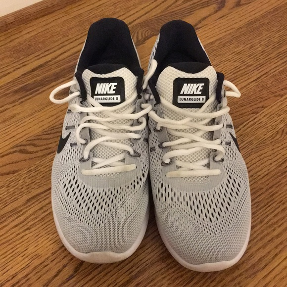Mens Nike Lunarglide 8 Running Shoes Size 11 Poshmark